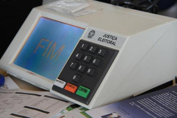 urna eletrônicaArquivoElza FiúzaAgência Brasil