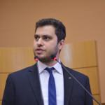 Guilherme Syrkis, assessor do Minstério das Minas e Energia